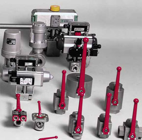MHA Zentgraf High-Pressure Ball Valves and Control Valves